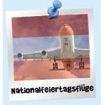 Prima Reisen: Direktflüge über den Nationalfeiertag mit Austrian