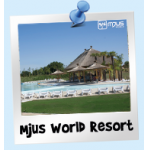 Mjus World Resort & Thermalbad – 2 Nächte inkl. Halbpension um 99 €