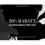 H&M: Bis zu 20% Rabatt auf den Einkauf