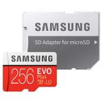 Samsung Micro SDXC 256GB EVO Plus um 59,90 € statt 72,67 €