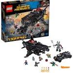 LEGO Flying Fox: Batmobil-Attacke aus der Luft Set (76087) um 65 €