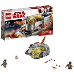LEGO Star Wars 75176 – Resistance Transport Pod um 20 € statt 33 €