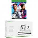 Xbox One S 1TB Konsole + 2 Controller + FIFA 19 – Champions Edition (DLC) + 3 Monate Gamepass + 14 Tage Live Gold um 269 € statt 423,98 €