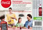 Kostenlose 1L Coca-Cola Flasche bis 19.11.2011 @ADEG Supermarkt