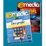 """""""E-Media"""" – 2 Ausgaben kostenlos testen – endet automatisch"""