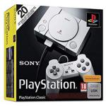 Sony PlayStation Classic Konsole + 20 Spiele inkl. Versand um 99,98 €