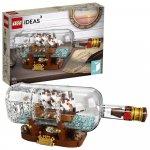 LEGO Ideas – Schiff in der Flasche (21313) um 55,99 € statt 69,99 €