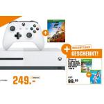 Xbox One S 1 TB + Fifa 19 + 5 Games um 249 € statt 416,05 €