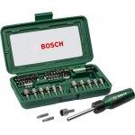 Bosch 46tlg. Schraubendreher-Set inkl. Versand um 14 € statt 17,66 €