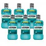 6x Listerine Mundspülung 600ml um 15,31 € statt 19,50 €