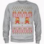 Super Mario Weihnachtspullover inkl. Versand um 19,99 € statt 28,99 €
