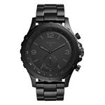 Fossil Herren Hybrid Smartwatch Q Nate um 99 € statt 163,80 €