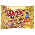 Twix Minis Schokolade, 20er Pack (20 x 303 g) um 29,99 € statt 60,30 €