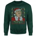 Make Christmas Great Again Weihnachtspullover um 16,99 € statt 31,98 €