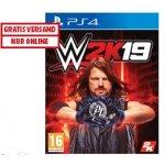 NBA 2k19 & WWE 2K19 für PS4 / XOne / Switch zu Bestpreisen
