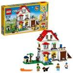 LEGO Creator 31069 – Familienvilla um 37,39 € statt 47,98 €