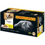 Sheba Adult Multipack 32 Schalen (32 x 85 g) um 8,89 € statt 17,60 €