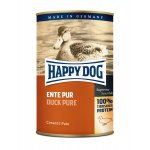 12x Happy Dog Ente Pur 400g um 5,31 € statt 16,59 €