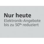 Elektronik-Angebote-Tag mit bis zu – 50% – nur heute bei Amazon.de!