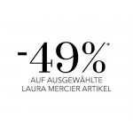 Douglas Onlineshop: 49% Rabatt auf ausgewählte Laura Mercier Artikel