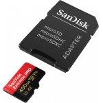 SanDisk Extreme Pro 400GB microSDXC + Adapter um 138 € statt 168 €