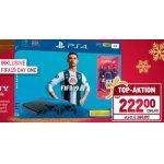 PlayStation 4 Slim 1TB + 2 Controller + FIFA 19 um 266,40 € statt 359 €
