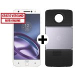 Motorola Moto Z + Beamer Erweiterungsmodul Moto Insta-Share Projector inkl. Versand um 234 € statt 561,38 €