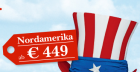 Nordamerika Flüge (hin und retour) New York & Toronto ab 442€ @Austrian