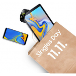 Samsung Singles Day – bis zu 25% auf Smartphone, Tab & Gear Fit sparen!