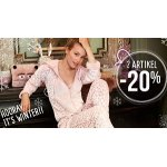Hunkemöller Cosy Collection: 20% Rabatt auf 2 Artikel