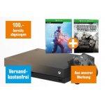 Xbox One S 1TB Bundles um 166 € / Xbox One X 1TB Bundle um 399 €