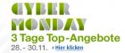 Cyber Monday: 3 Tage Top Angebote von 28. – 30. November 2011 @Amazon.de
