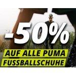 XXL Sports Black Friday Countdown – zB.: -50% auf Puma Fußballschuhe