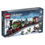 LEGO Creator – Festlicher Weihnachtszug (10254) um 60 € statt 76,80 €