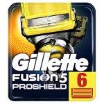 6x Gillette Fusion5 ProShield Rasierklingen um 15,38 € statt 32,99 €
