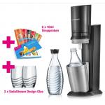 Sodastream 2.0 Promopack für Prime Mitglieder um 89,99 € statt 139,99 €