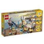 LEGO Creator 3in1 – Piraten-Achterbahn (31084) um 46,39 € statt 62,93 €