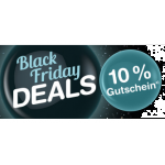 Shop-Apotheke.at Black Friday – 10 % Rabatt auf ALLES
