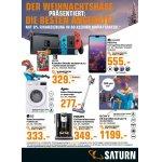 Saturn Xmas Launch – alle Highlights im Preisvergleich!