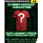 Qwertee Cyber Monday – T-Shirts um 4 € & gratis Versand ab 6 Shirts