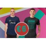 Geek T-Shirts um nur 6 € (+ 1,49 € Versand) bei Zavvi