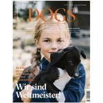 DOGS Jahresabo: 6 Ausgaben + 25 € Gutschein um 39,60 €