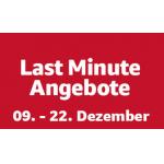 Amazon Last Minute Angebote vom 15. Dezember 2019