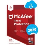 McAfee Total Protection 2020 (10 Geräte – 1 Jahr) um 14,49€ statt 35,66€