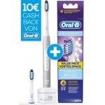 Oral-B Pulsonic Slim Luxe 4100 Schallzahnbürste + 4er-Pack Aufsteckbürsten inkl. Versand um 49 € statt 85,44 € (durch Cashabck)