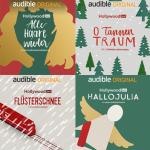 4 gratis Hörbücher bei audible.de