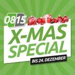 0815.at X-Mas Special Angebote bis zum 24. Dezember 2018