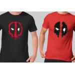 Deadpool T-Shirts (2 versch. Motive) inkl. Versand um je 10,99 €