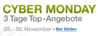 Cyber Monday Angebote: Tag 2 (29. November 2011) @Amazon.de