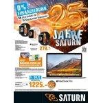 Saturn 25 Jahre – viele tolle Angebote ab 1. Jänner 2019